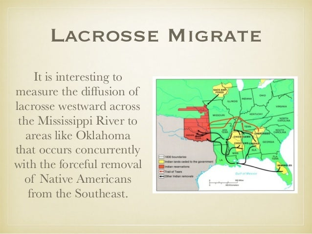 History of lacrosse essay example