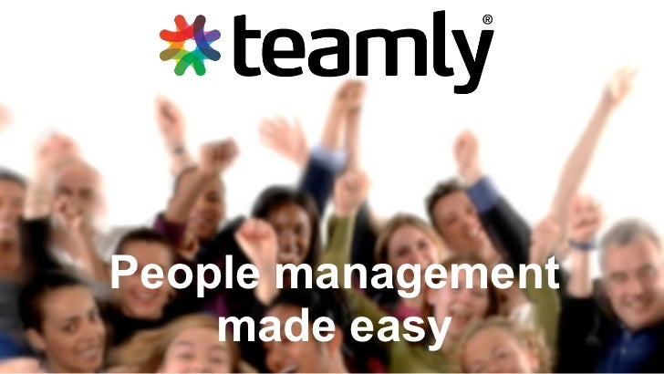 People management    made easy