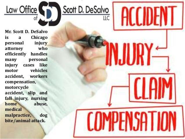 Scott D. DeSalvo – A Chicago Based Personal Injury Attorney Slide 2