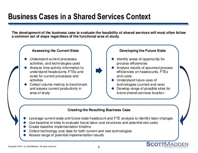 Building a business case for shared services business cases in a shared services context 9 accmission