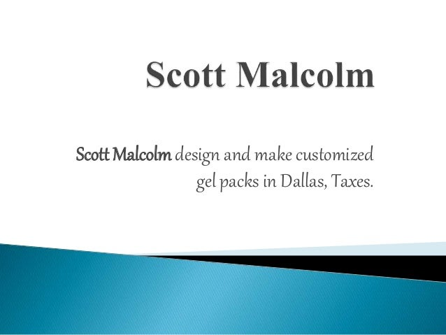 Scott Malcolm Supply Drug Free Pain Relief In Dallas Texas