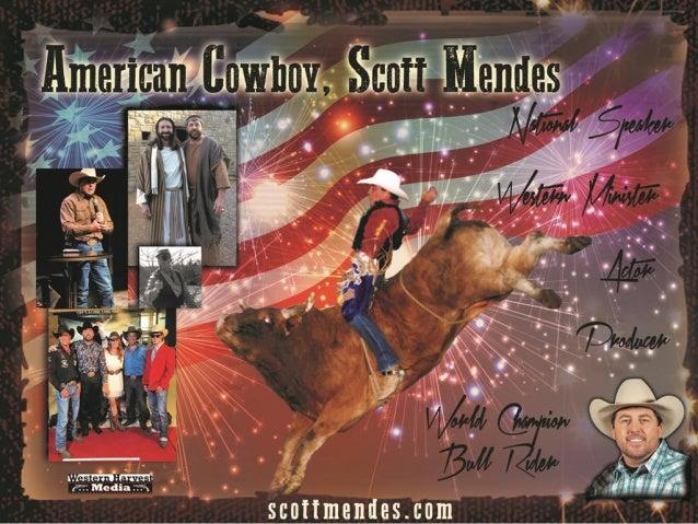 Scott Mendes Media and Marketing kit 2018