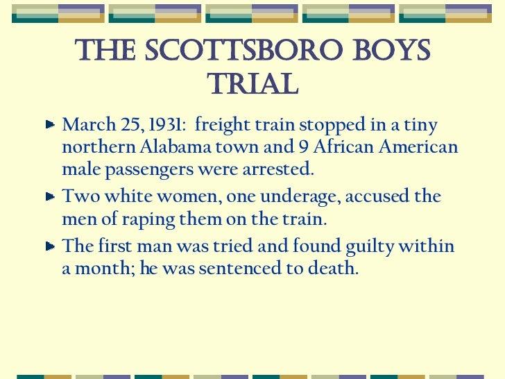 www scottsboro trial essay
