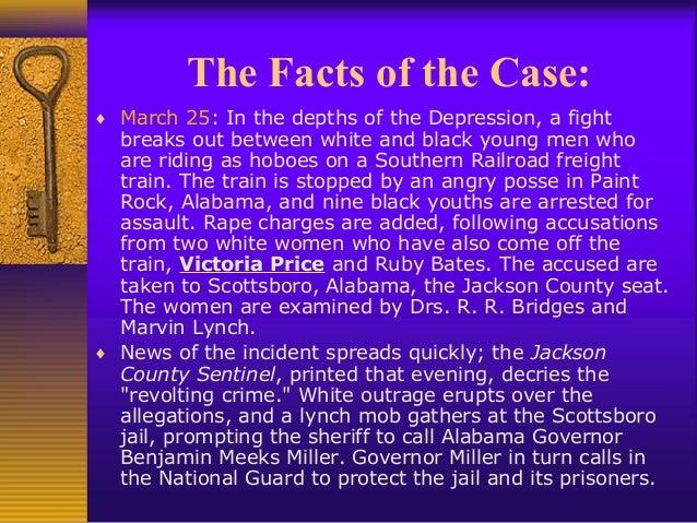 Scottsboro Boys Trial Pbs