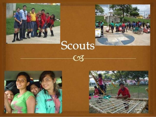 ¿Qué son los scouts?              El escultismo (del inglés scouting, que significa explorar)  es un movimiento educativ...