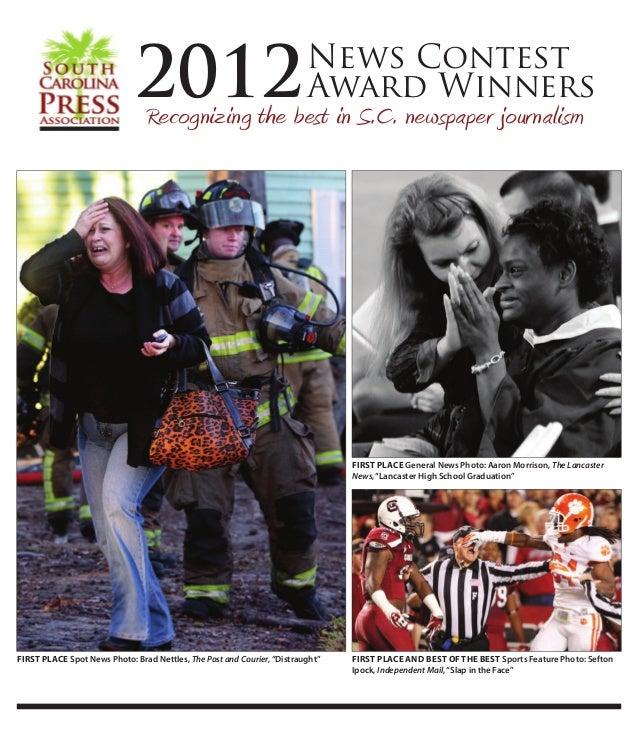 News Contest                             2012                                        Award Winners                        ...