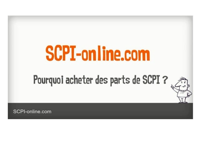 "Scpi | Fonctionnement du placement ""pierre-papier"" ou Société Civile de Placement en Immobilier"