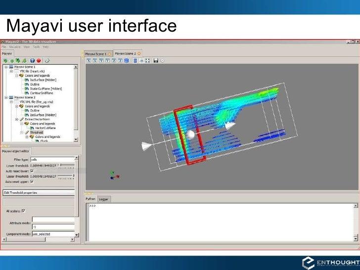 Scientific Computing with Python Webinar March 19: 3D