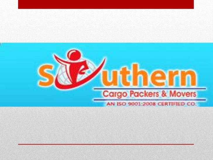  Southern Cargo Packers and Movers is a unit of Southern Roadways Organisation. A pioneer and leader in Moving Services ...