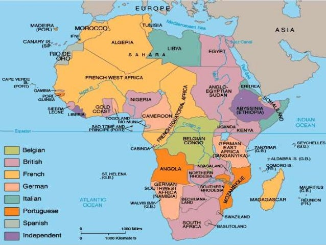 Berlin Conference Africa Colonization Map.Scramble For Africa Berlin Conference