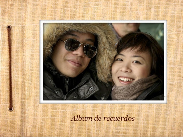 Album de recuerdos
