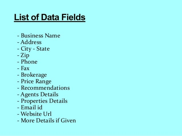 Scraping Real Estate Agents And Brokers Database From Realtor Com