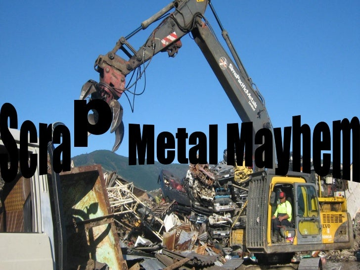 Talking MetalOne day Malcolm and Phil came and talked to us about all the different metal types. From that we all knew of ...
