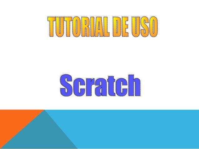 Scratch es un nuevo lenguaje de programación que permite crear historias interactivas, juegos y animaciones – así como com...