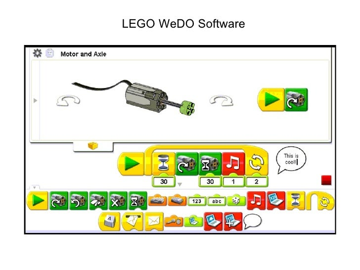 wedo 2.0 instructions