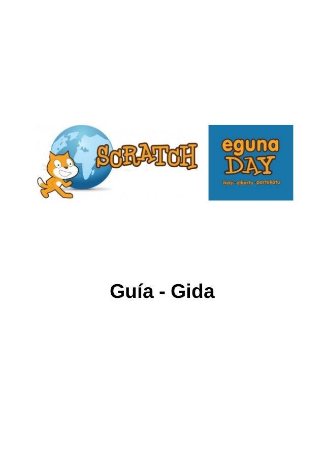 Guía - Gida