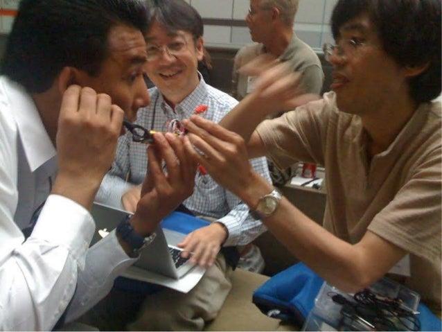 日経BP ITproの記事 • 教育用プログラミング環境Scratchのイベ ント「Scratch Conference 2016」開催 • その1―初日の様子を日本からの参加に注 目しながらレポート • http://itpro.nikkei...