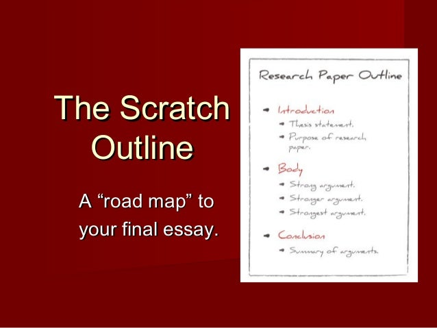 Essay written from scratch