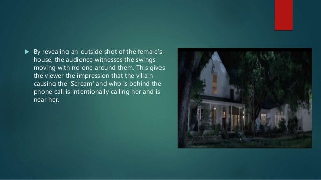 Scream Opening Scene