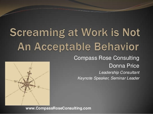 Compass Rose Consulting                                Donna Price                                Leadership Consultant   ...
