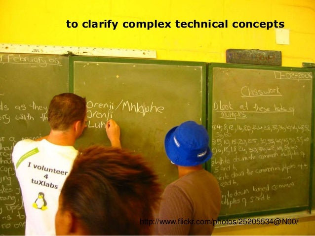 or to convey expert tacit knowledge