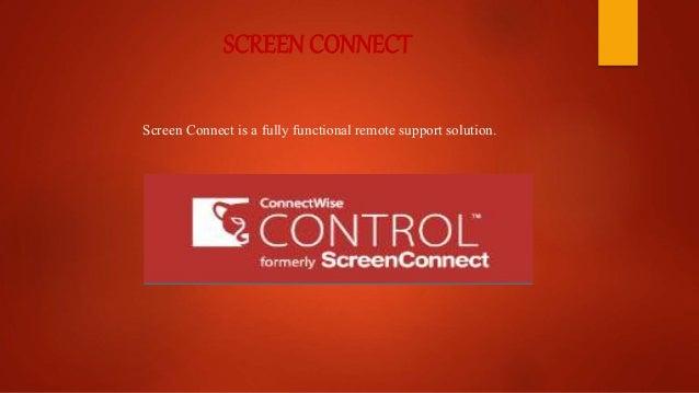 Screenconnect