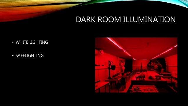 Dark Room Construction