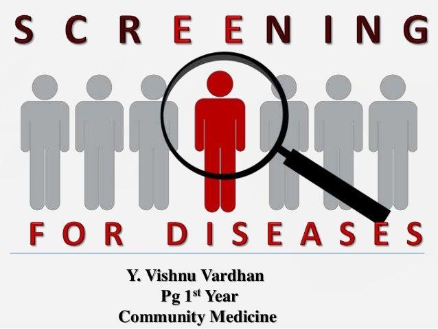 Y. Vishnu Vardhan Pg 1st Year Community Medicine