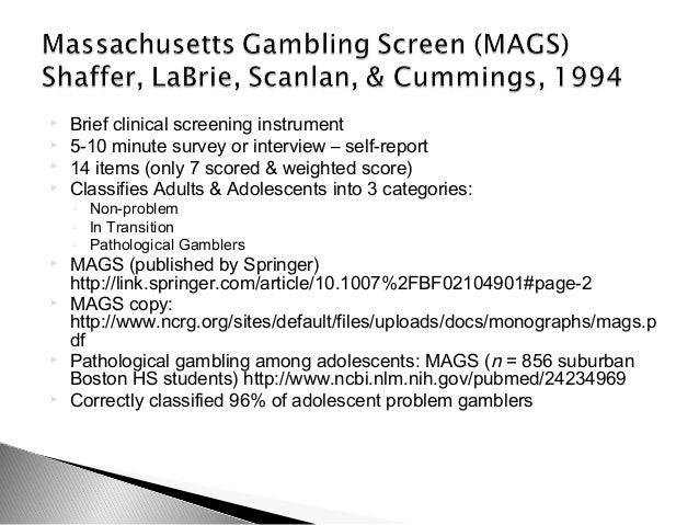 Assessment gambling great blue herron charity casino