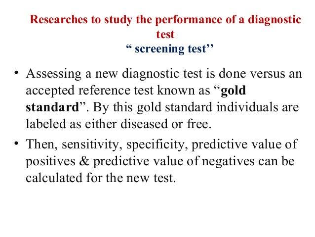 Screening  tests Slide 3