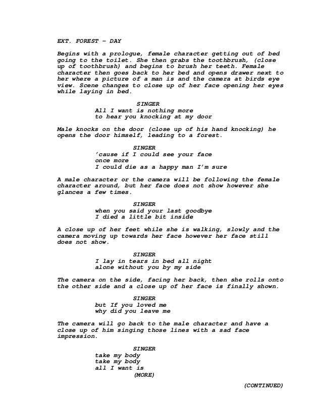 how to write a prologue in a screenplay