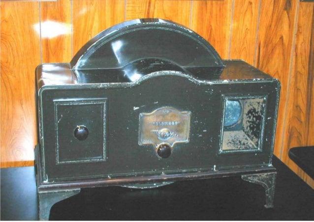 Baird Televisor, schematic and demonstration prototype,