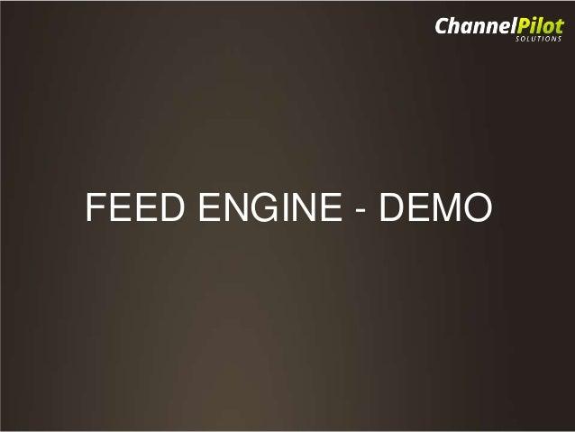 FEED ENGINE - DEMO