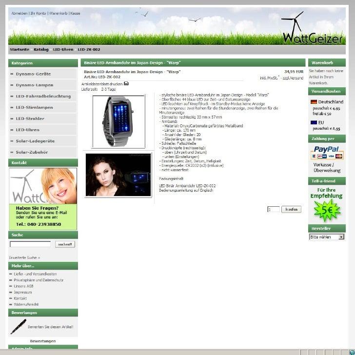 WattGeizer.com