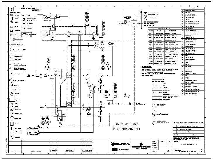 screw air compressors 26 728?cb=1265627878 screw air compressors atlas copco elektronikon wiring diagram at panicattacktreatment.co