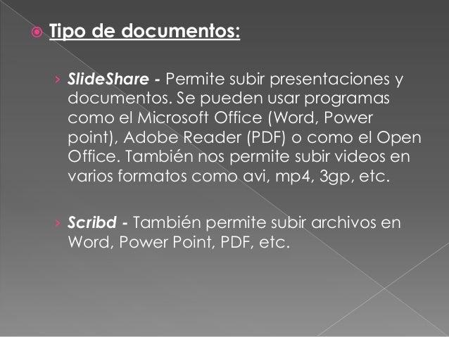 Scribd vs slideshare Slide 2