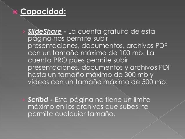 Scribd vs slideshare Slide 3