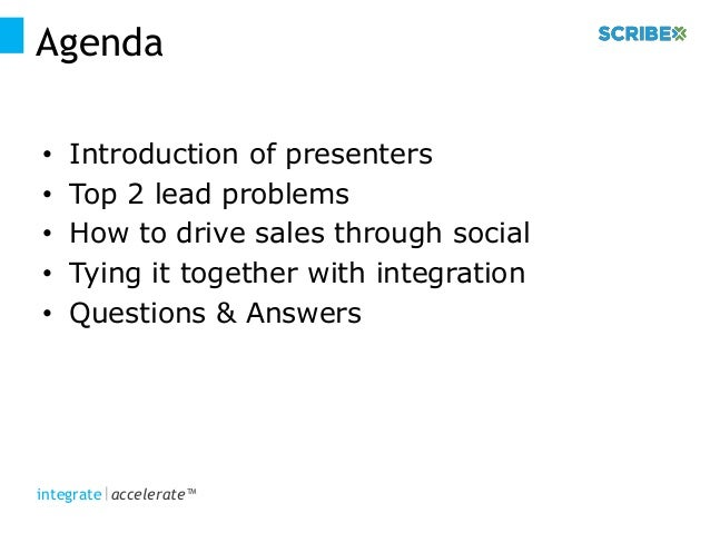 Lead Generation Strategies for the New Social Consumer Slide 3