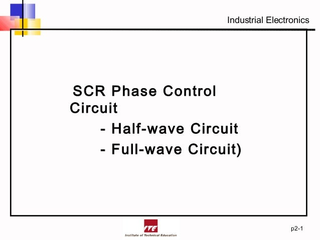 silicon control rectifier phase control. Black Bedroom Furniture Sets. Home Design Ideas