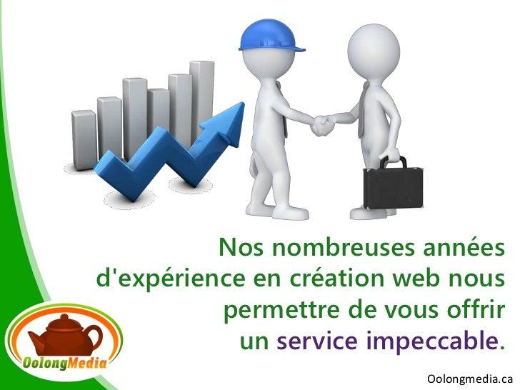 Agence conception de sites internet au Québec-Oolong Media Slide 3