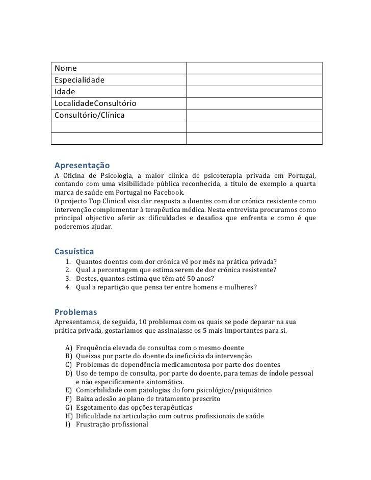 NomeEspecialidadeIdadeLocalidadeConsultórioConsultório/ClínicaApresentaçãoA Oficina de Psicologia, a maior clínica de psic...
