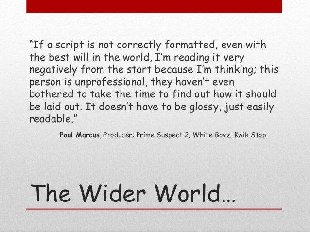 Scripting powerpoint