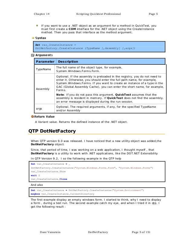Vbscript For Qtp Ebook
