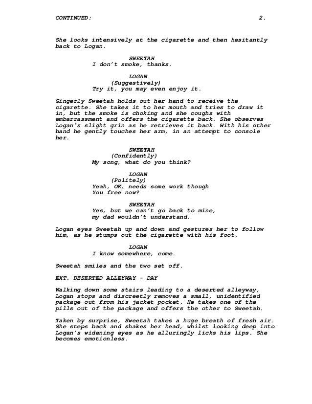 Script - Draft 2 Slide 3
