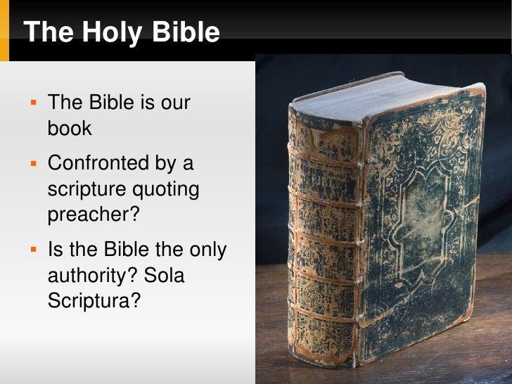 Scripture Tradition Slide 2