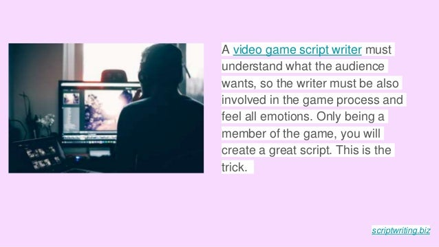 The Most Demanded Script Writing Services 2018/2019