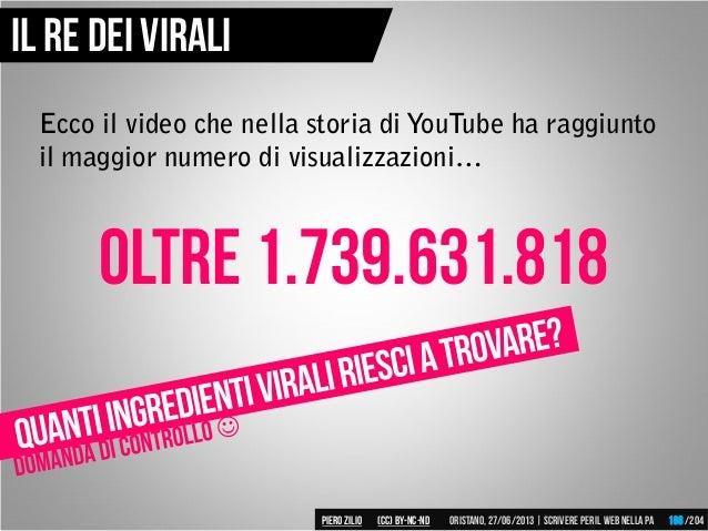 Ecco il video che nella storia di YouTube ha raggiunto il maggior numero di visualizzazioni… Il re dei virali Oltre 1.739....