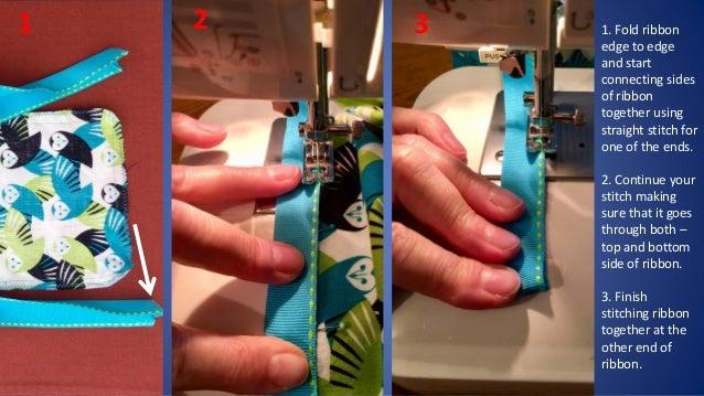 Scrub Cap For Long Hair Printable Pattern and DIY Tutorial