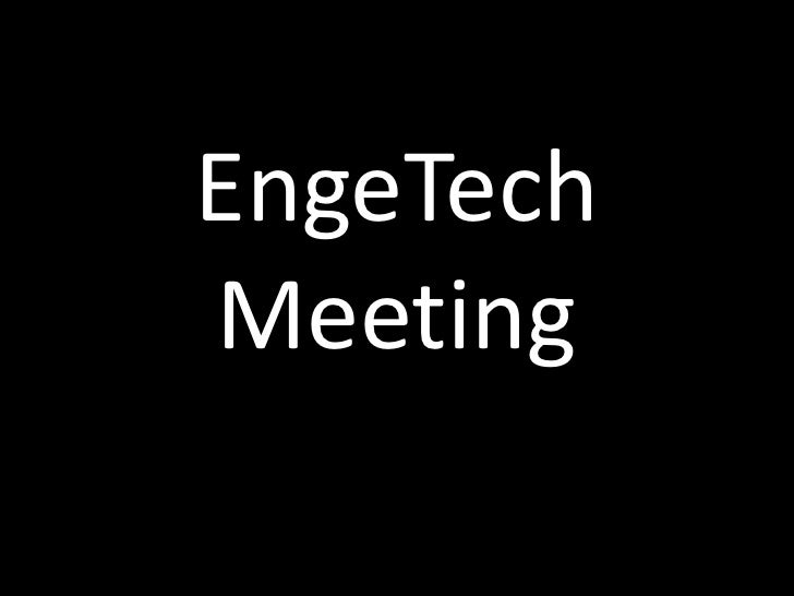 EngeTechMeeting<br />