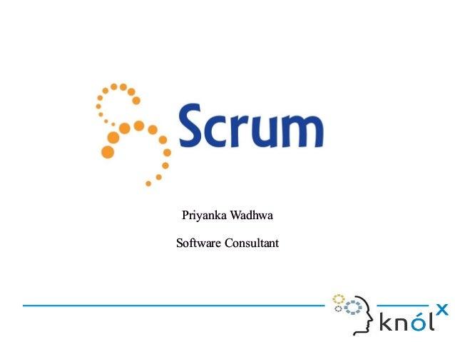 Priyanka Wadhwa Software Consultant Priyanka Wadhwa Software Consultant